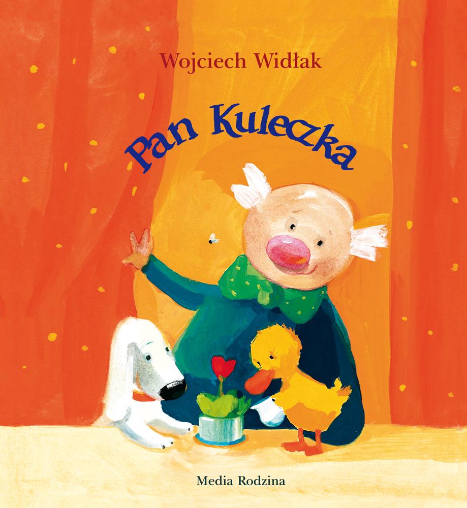 Pan Kuleczka I okladka