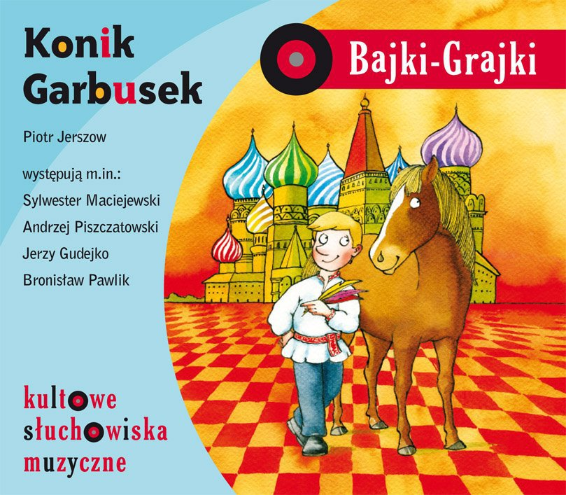 Bajki-Grajki-Konik-Garbusek