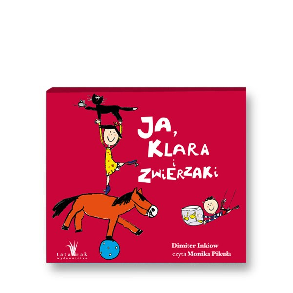 ja-klara-i-zwierzaki-audiobook