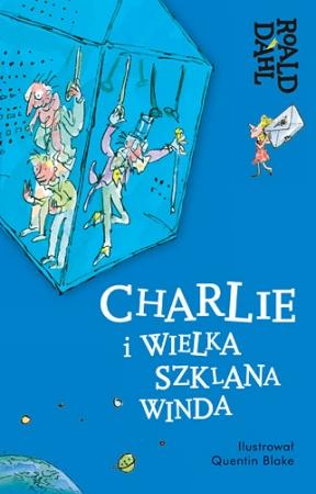 Charlie i wielka szklana winda ebook