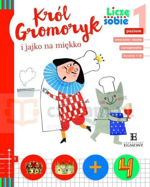 Licze-sobie-Poziom-1-Krol-Gromoryk-i-jajko-na-miekko