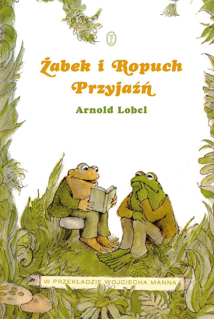 Zabek i Ropuch - Przyjazn