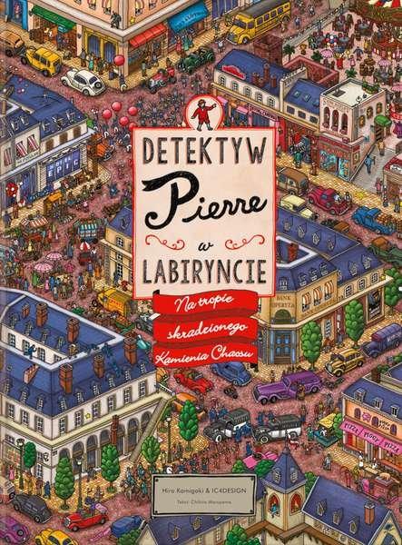 Detektyw-Pierre-w-Labiryncie