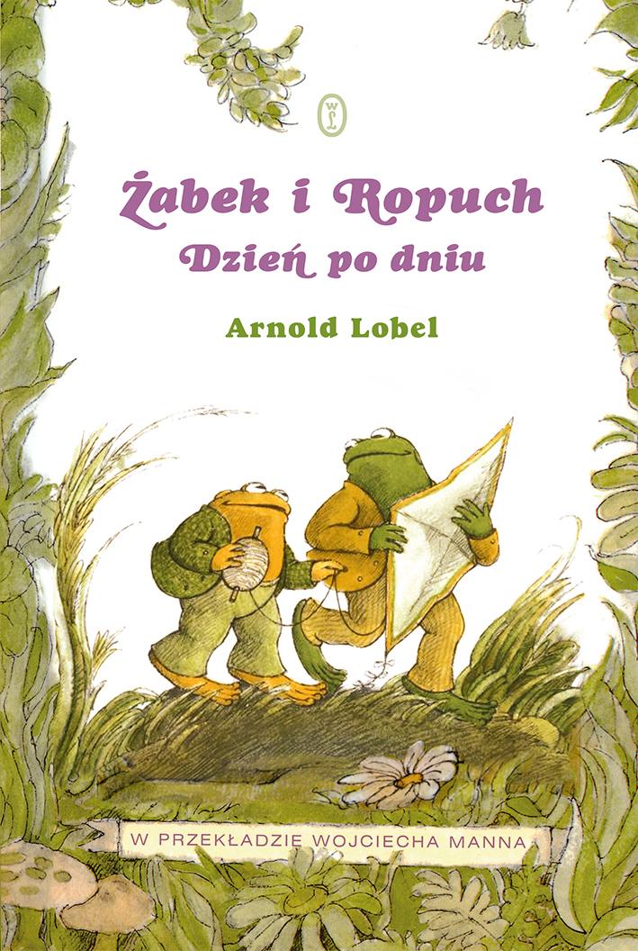 Zabek i Ropuch - Dzien po dniu