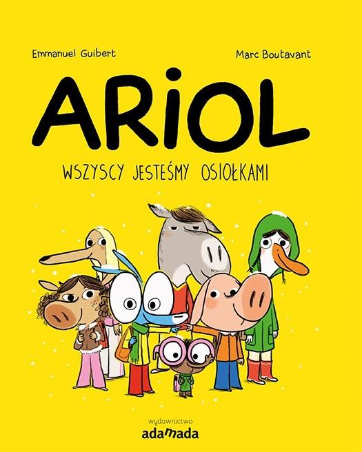 ariol-wszyscy-jestesmy-osiolkami