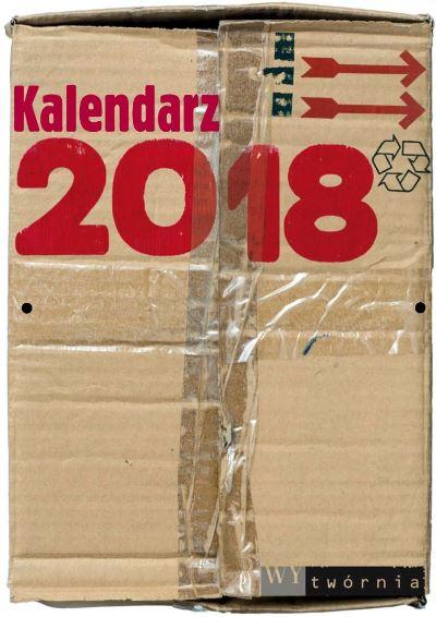 Kalendarz 2018 Wytwornia