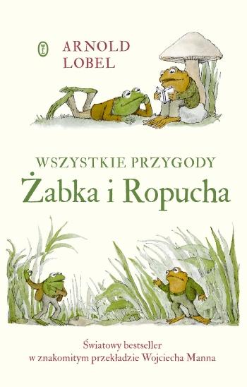 Wszystkie przygody Zabka i Ropucha