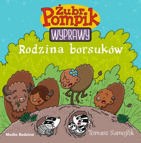 Okładka_04_Rodzina_borsuków